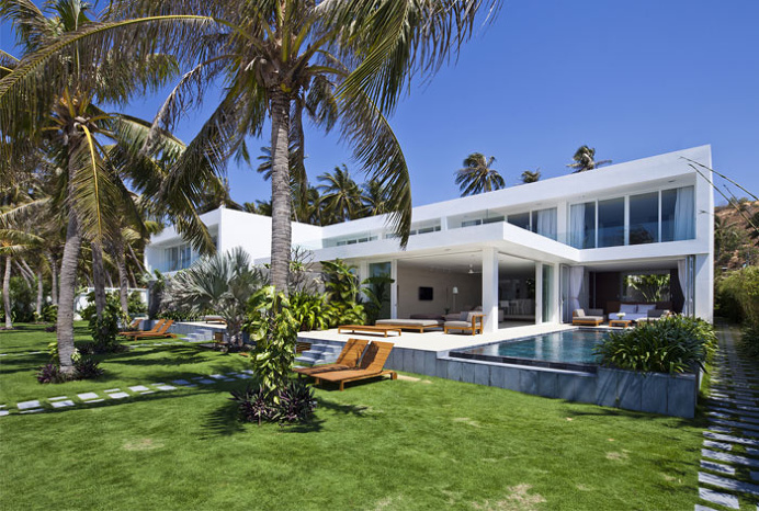 Vital and Cozy Seafront Villas - #architecture, #house, #home, home, architecture