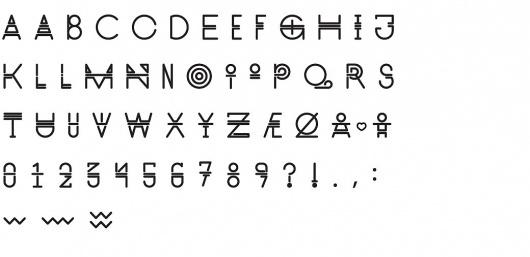 Bureau Bruneau #font #typography