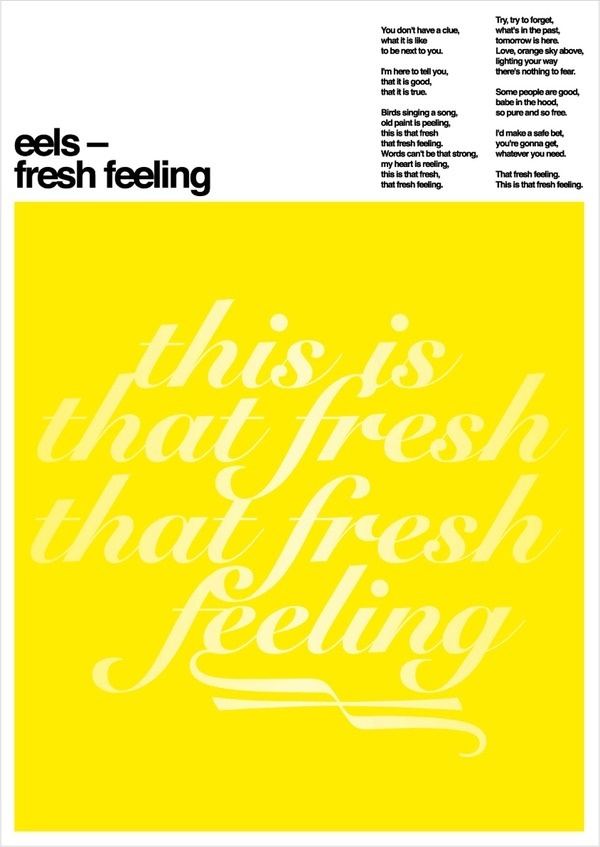 eloy kruijntjens typo/graphic posters #print #design #graphic #poster #layout #typography