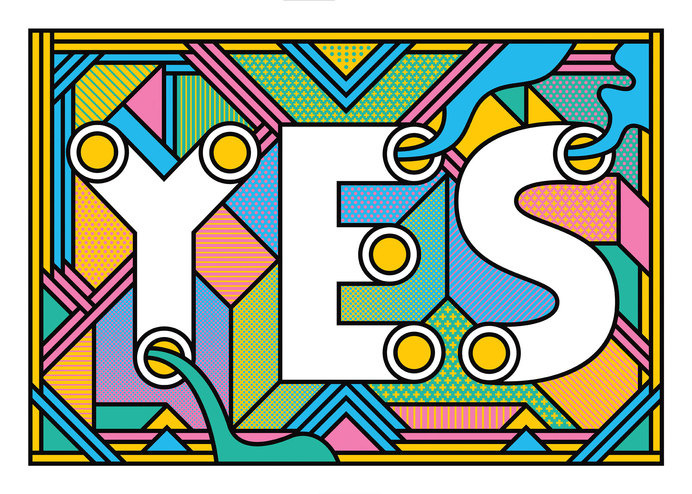 Rob Lowe's Love/Hate Relationship with His Supermundane Moniker | AIGA Eye on Design #lowe #pattern #yes