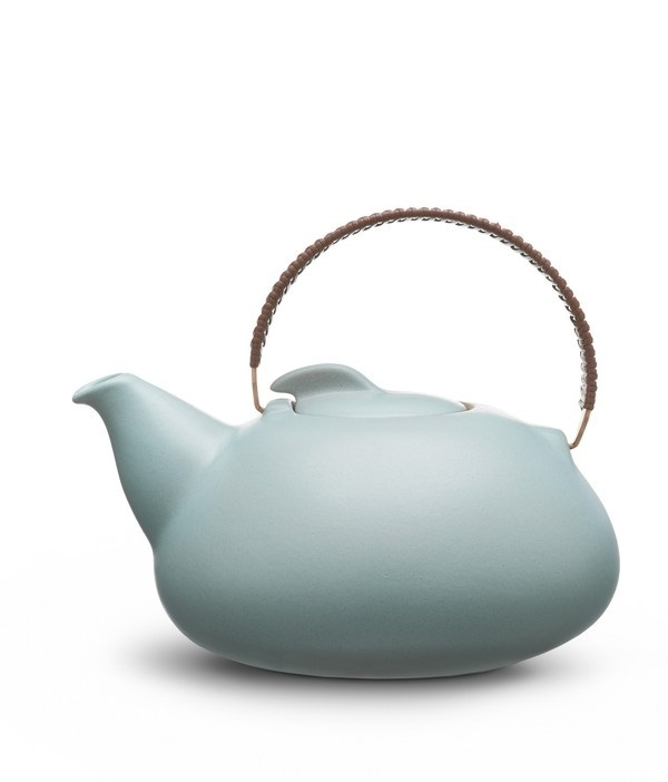 Large Teapot Heath Ceramics #classic #tea #object #ceramic #teapot