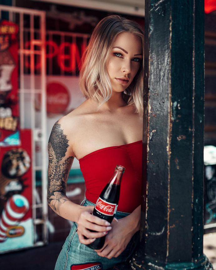 Gorgeous Moody Lifestyle Portrait Photography by Danny Batista