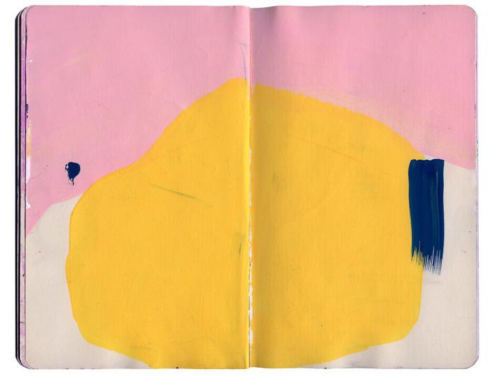 paint, book