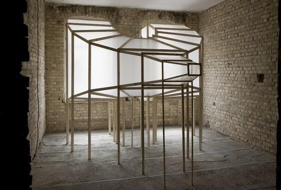 Magnus Sonning Installation (9) #wood #installation