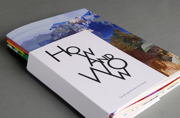 HOW AND WOW Gestaltungsmethoden für Einsteiger | Slanted Typo Weblog und Magazin #coverdesign