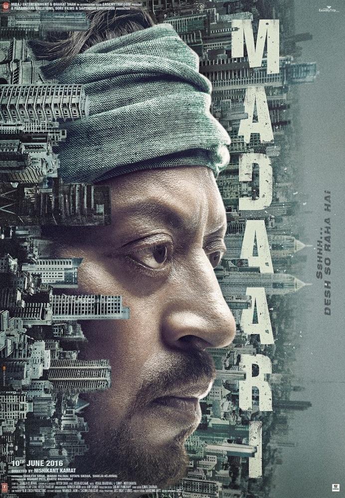 1st poster for MADAARI