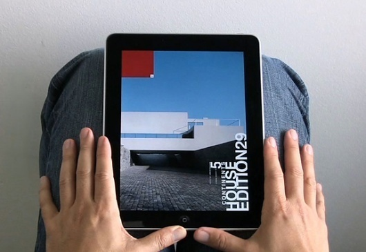 Onestep Creative #edition29 #ipad #app #architecture #type #typography
