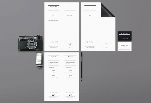 Graphic-ExchanGE - a selection of graphic projects #layout #letterhead