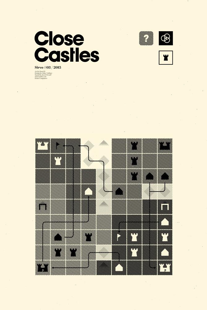 Close Castles by Cory Schmitz