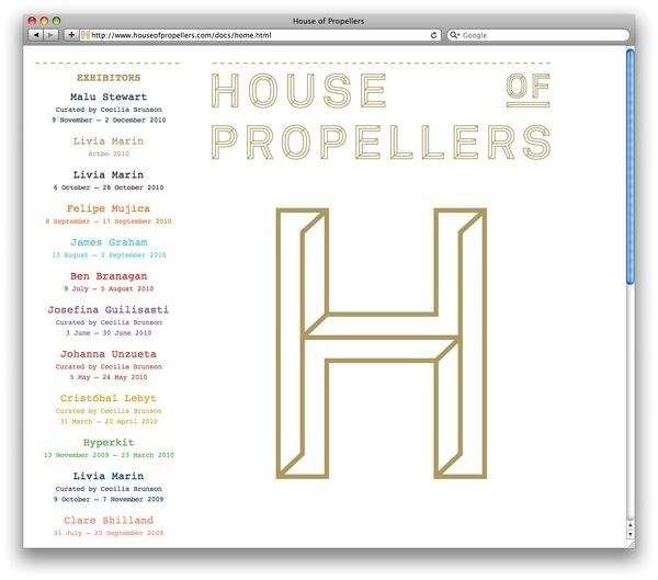Hyperkit Recent Projects Showcase #website #identity