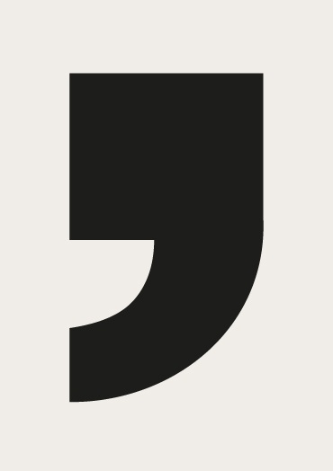 swissmiss | Rich Quote Mark #quote #mark