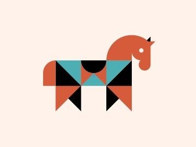 Horse #logo #bott #horse #luke