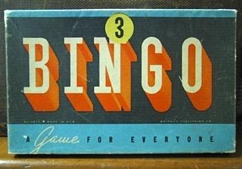 bingo_sign.jpg 350×244 pixels #typography