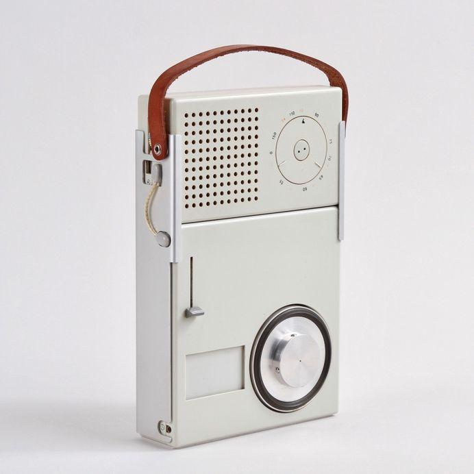 Dieter Rams: Braun TP 2 | Sgustok Design