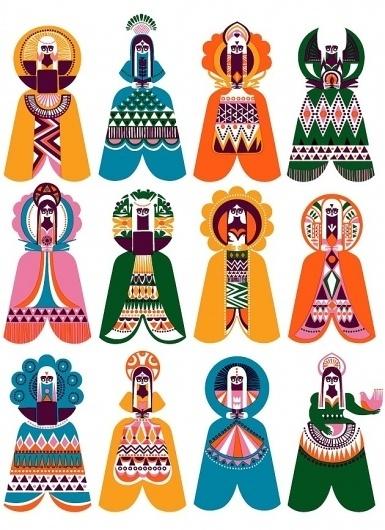 Sanna Annukka Illustration | MONOmoda #annukka #sanna
