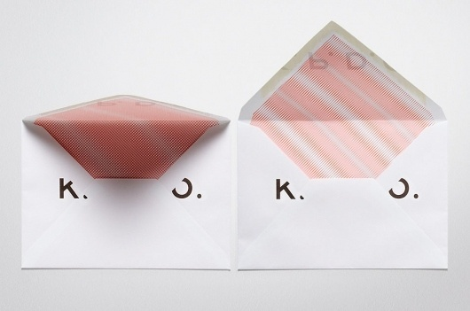News/Recent - Fabio Ongarato Design | K.P.D.O. #design #graphic #envelope