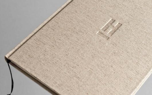 Heydays — Heydays #book #studio #emboss #cloth