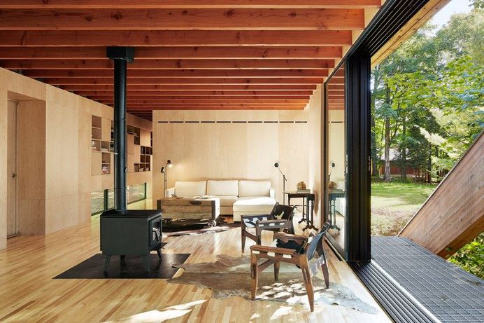Puente House by LLAMA Architecture and Urban Design 10
