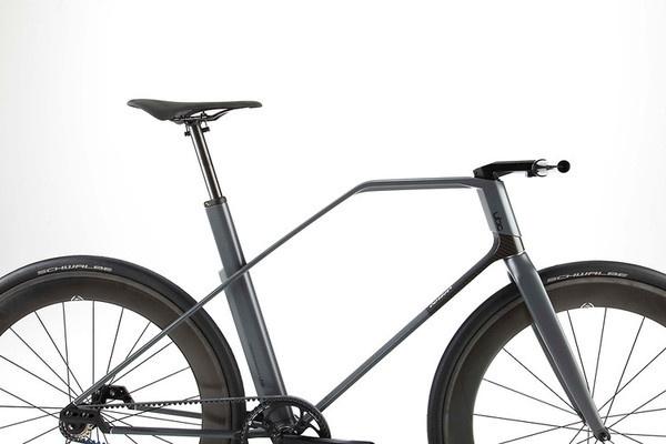 The Coren #carbon #design #f1 #industrial #bike #fiber