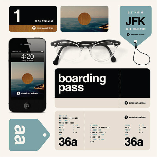 9: A Hyper Cool (And Controversial) Rebranding For American Airlines | Looking Back At 2012's Best Branding | Co.Design: business + innovat #airplane