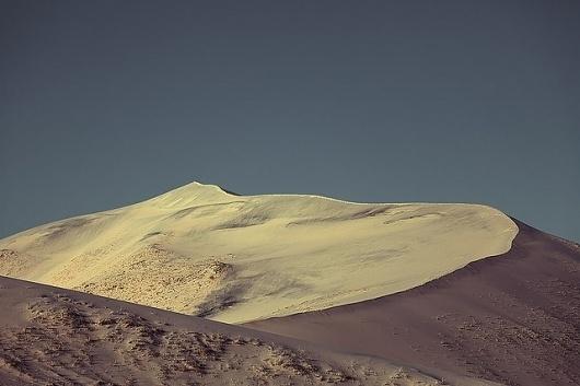 Kelso Sand Dunes | Flickr - Photo Sharing! #kelso #dunes #landscape #sand #mojave #navis #desert