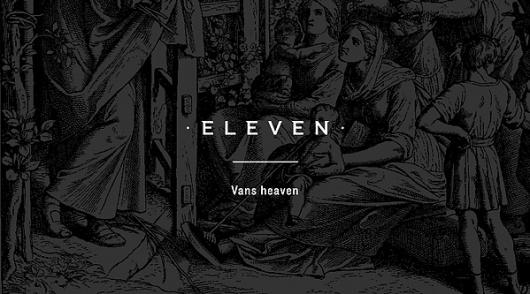 Eleven Store - Rebranding on the Behance Network #logo