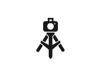 Dribbble - Global Exposure by Daniel Watson #logo #photography #camera #travel