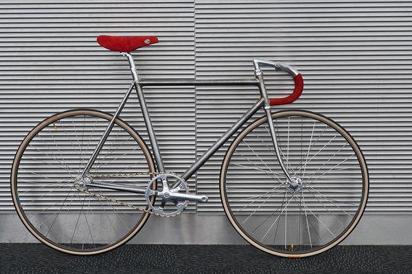 2013 NAHBS: Bishop Raw C Record Track #bicycle #prolly #track #bike