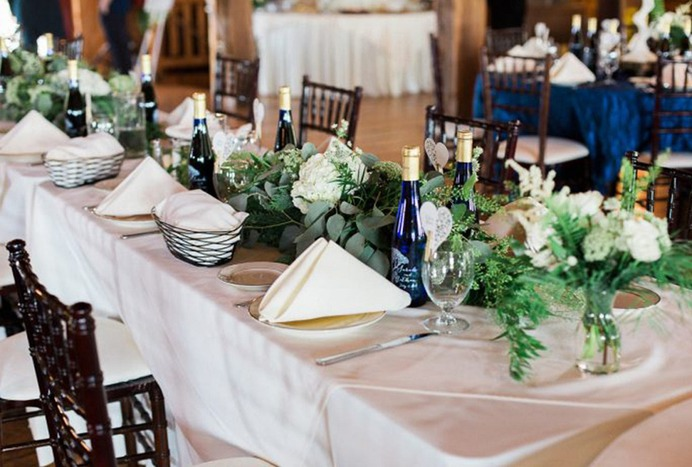 Trending Royal Blue Wedding Decoration Ideas For A Color Thematic Indian Wedding!