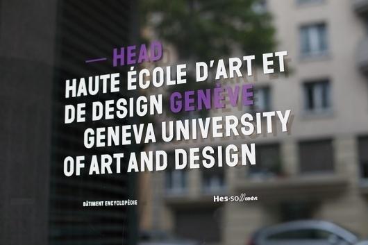 schafftersahli.com #signage #branding #typography