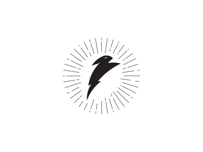 The Great Rabbit #branding #icon #energy #logo #great #rabbit
