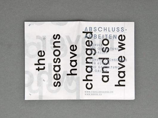 rosarioflorio #nice #magazine #typography
