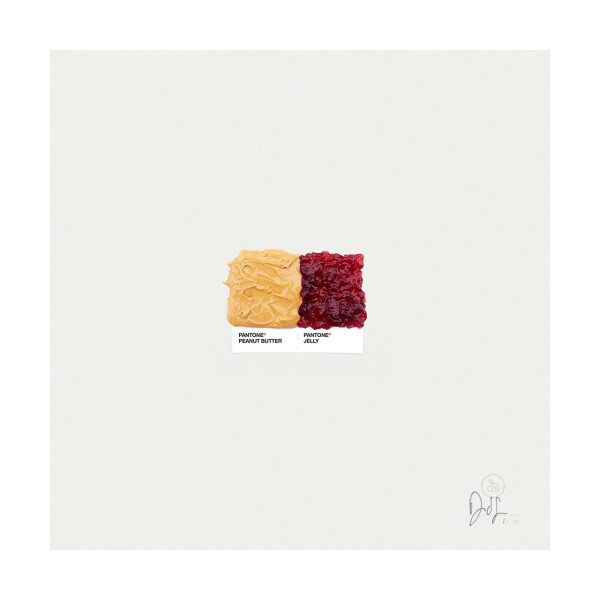 Pantone Pairings by David Schwen Photo #pantone #food #colours #art