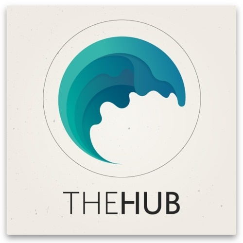 The Hub by Christopher Stauffer #hub #book #the