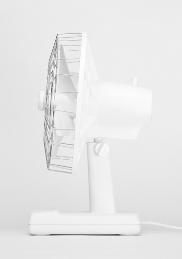 The Pencil-Sharpener-Ventilator on the Behance Network #sharpener #white #ventilator #design #world #nsel #mathias #mnoesel