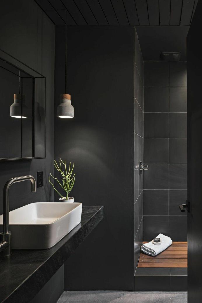 bathroom, Knob Modern Design