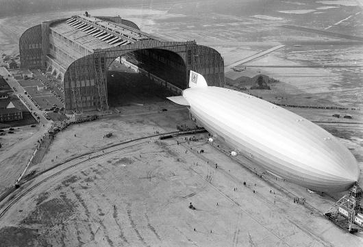75 Years Since The Hindenburg Disaster - In Focus - The Atlantic #zeppelin #hindenburg