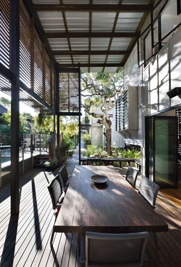 Marcus Beach House / BARK Design Architects #spaces