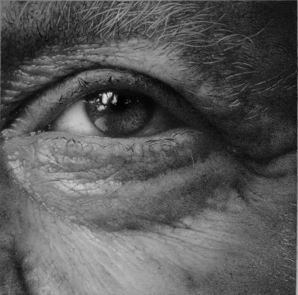 Photorealistic Eyes by Armin Mersmann #mersmann #eyes #photorealistic #armin