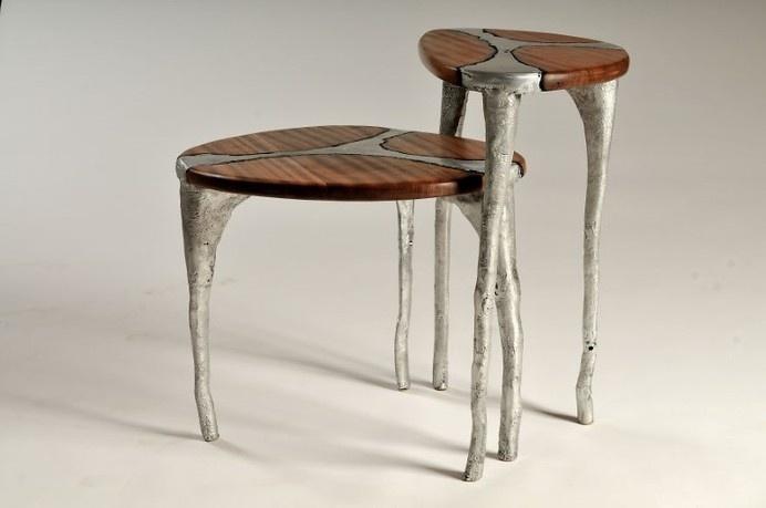 Undercut, handmade furniture - Uriel Schwartz - www.homeworlddesign.com (19) #furnituredesign #home