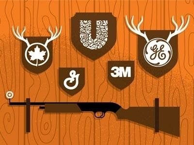 shot_1298987641.jpg (JPEG Image, 400x300 pixels) #logo #gun #design #graphic