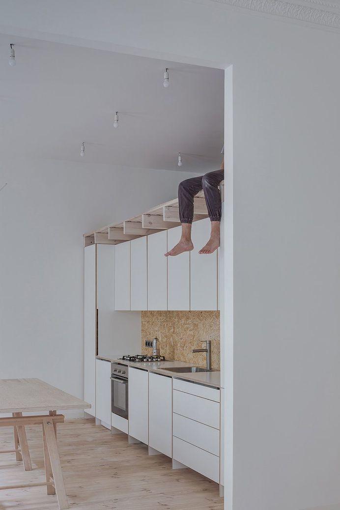 Young Family Apartment, Šarkauskai Architecture Atelier 2