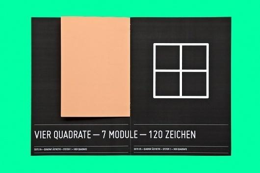 Quadrat Ästhetik : M A R C E L H Ä U S L E R #print