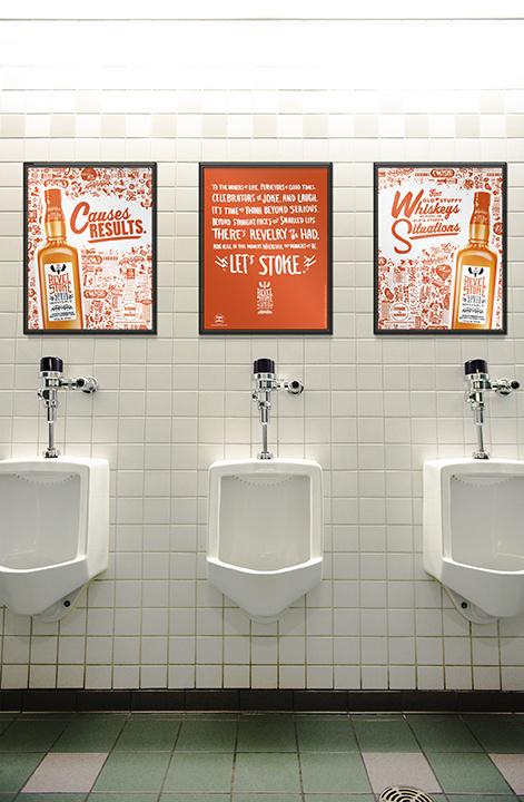 Minneapolis Advertising #whiskey #ad #poster