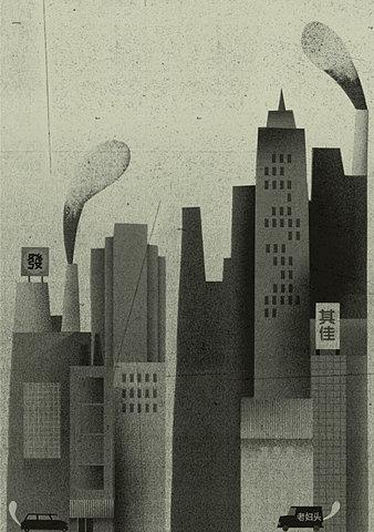 Illustrations by Lotta Nieminen — AGENT PEKKA #illustration