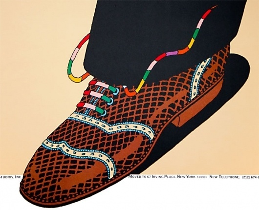 Container List: Page 9 #illustration #shoe