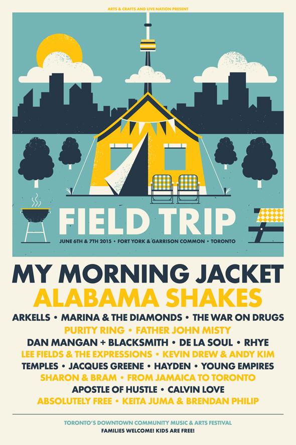 Field Trip Poster