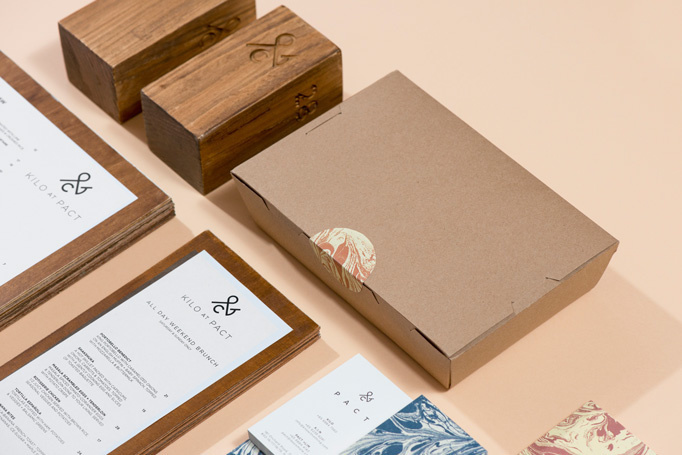 #menu #identity #design #print #food