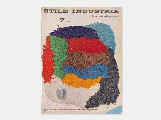 Display | Stile Industria 7 | Collection #cover #colour #vintage #publication