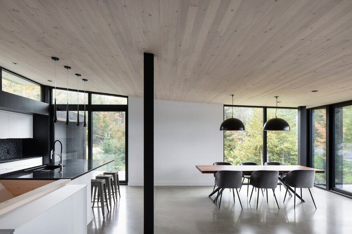 peaceful shelter, residential, Canada, ACDF Architecture 2